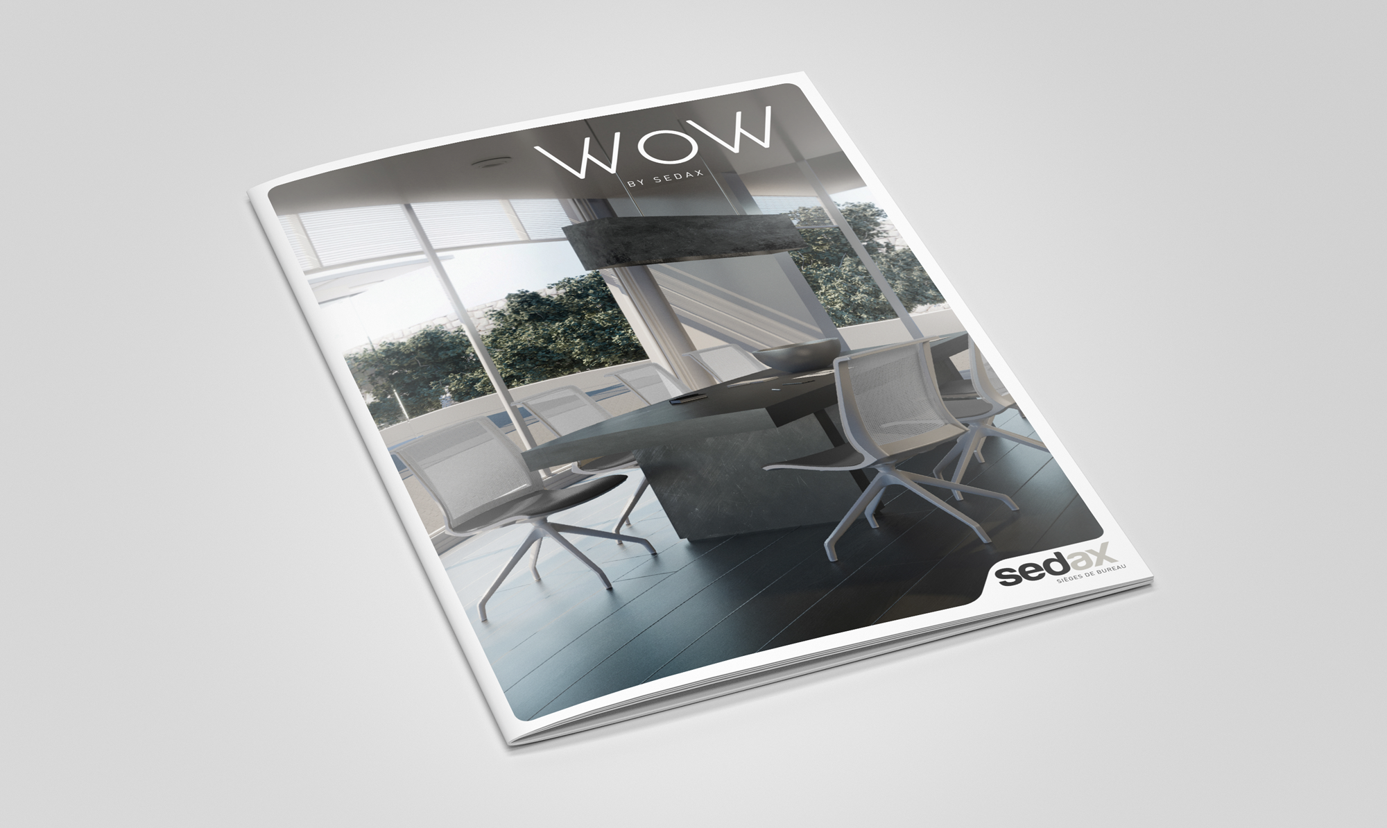 Brochure produit Wow